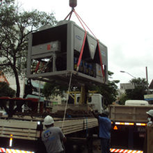 Hotel Ibis Savassi Belo Horizonte - Içamento Chillers