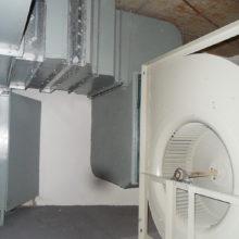 Hotel Ibis Savassi Belo Horizonte - Pressurização de Escada 1