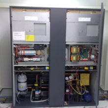 Senac - Ar condicionado de precisao CPD Data center BH 1