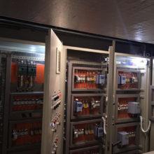 Sindicato dos Metalurgicos de Betim - Quadro elétrico e de automação da Central de Agua Gelada e Condensada