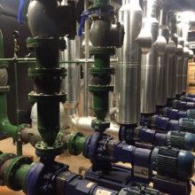Sindicato dos Metalurgicos de Betim - Bombas de Agua gelada primárias, secundárias e de condensação 2