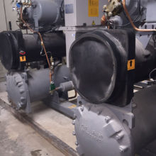 Sindicato dos Metalurgicos de Betim - Chillers a Agua Carrier 1
