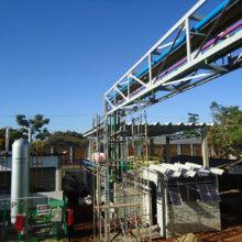 Tokai do Brasil - Planta Industrial de Matheus Leme - Gases Industriais, Caldeira, Ar Comprimido, Pipe Rack 1