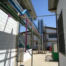 Tokai do Brasil - Planta Industrial de Matheus Leme - Gases Industriais, Caldeira, Ar Comprimido, Pipe Rack 3