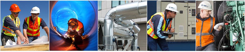 Cottar Engenharia - Manutenção, Ar condicionado, obras civis, energia e facilities