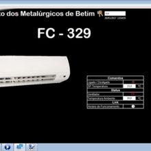 Sindicato dos Metalurgicos de Betim - Supervisório do Sistema BMS de Automação 2