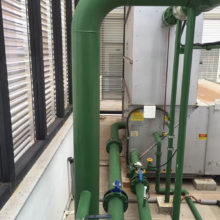 Sindicato dos Metalurgicos de Betim - Torres de Resfriamento 1