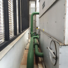 Sindicato dos Metalurgicos de Betim - Torres de Resfriamento 2