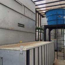 Sindicato dos Metalurgicos de Betim - Torres de Resfriamento 3