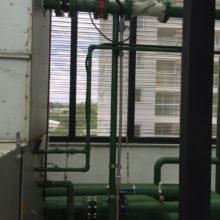 Sindicato dos Metalurgicos de Betim - Torres de Resfriamento 4