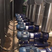 Sindicato dos Metalurgicos de Betim - Bombas de Agua gelada primárias, secundárias e de condensação 4