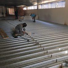 Receita Federal Divinopolis - Laje em Steel Deck 3